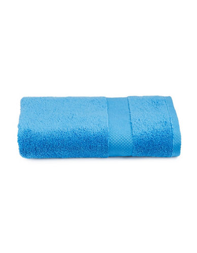 Dh Textured Bath Towel-BRILLIANT BLUE-Bath Towel