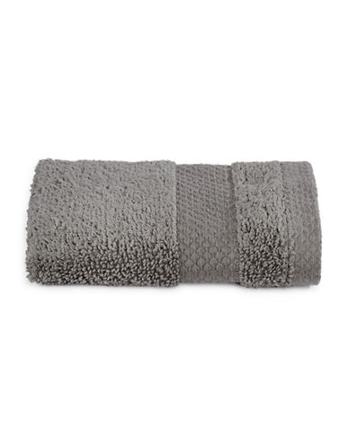 Dh Plush Textured Washcloth-SMOKED PEARL-Washcloth