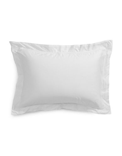 Glucksteinhome Essex Pillow Sham-WHITE-King