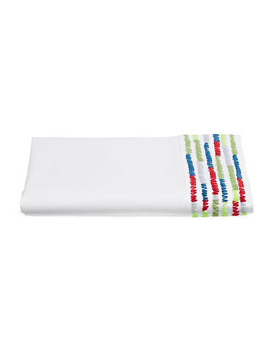 Distinctly Home Midnight Garden Flat Sheet-MULTI-Double