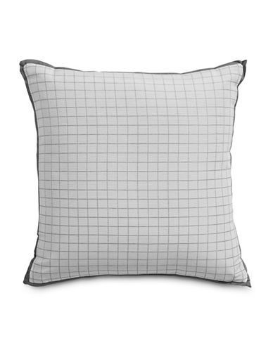 Glucksteinhome Element Grid Pillow-MULTI-16X16