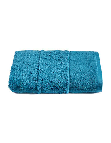 Distinctly Home Shaggy MicroCotton Bath Towel-BLUE-Bath Towel