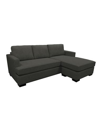 Sofa Loft loft sofa with chaise hudson s bay