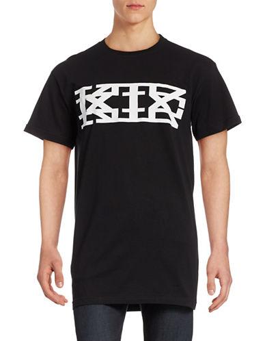 Ktz Extra Length Logo T-Shirt-BLACK-Small 88384141_BLACK_Small