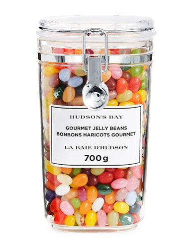 HudsonS Bay Company Gourmet Jelly Beans in Jar-NO COLOUR-One Size