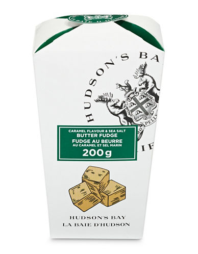 HudsonS Bay Company Caramel and Sea Salt Fudge-NO COLOUR-One Size