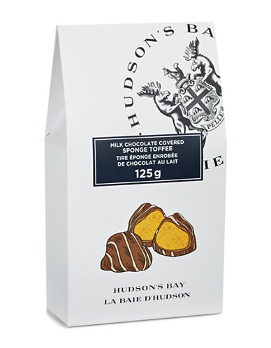 HudsonS Bay Company Milk Chocolate Covered Sponge Toffee-NO COLOUR-One Size