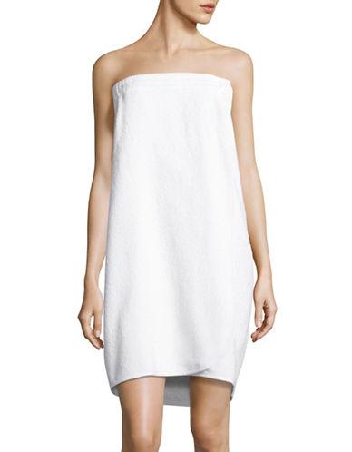 Dh Vibe Towel Wrap-WHITE-One Size