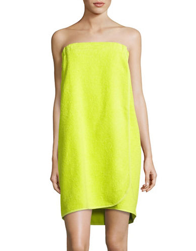 Dh Vibe Towel Wrap-LIME GREEN-One Size