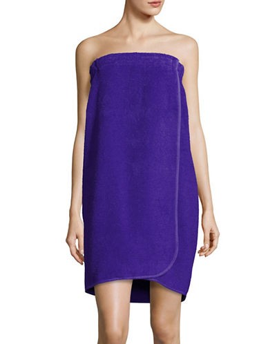 Dh Vibe Towel Wrap-PURPLE-One Size