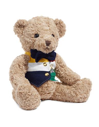 HudsonS Bay Company John Rae Heritage Charity Bear-BEIGE-One Size