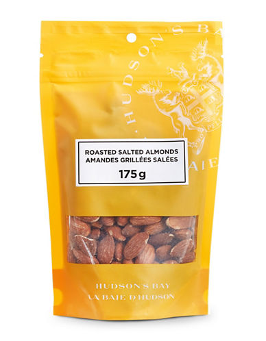 HudsonS Bay Company Roasted Salted Almonds-NO COLOUR-One Size