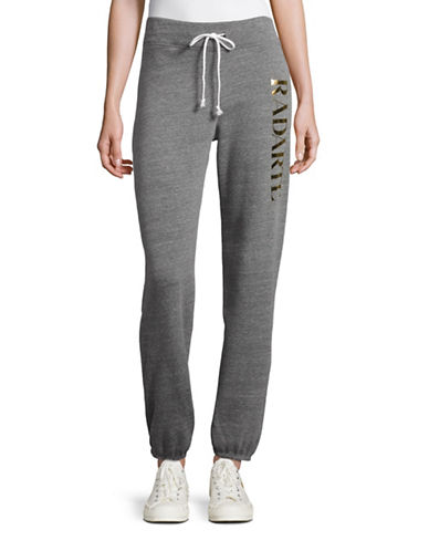 Rodarte Radarte Sweatpants-GREY-Large 88578975_GREY_Large