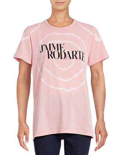 Rodarte Jaime Rodarte T-Shirt-PINK-X-Small