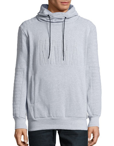 Nana Judy Pisa Embossed Logo Sweatshirt-GREY-Medium 88590743_GREY_Medium