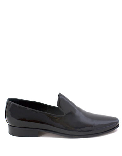 Jay+Dee Man Patent Leather Loafers-BLACK-EU 42/US 9
