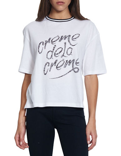 Nana Judy Creme de la Creme Tee-WHITE-Large 88644669_WHITE_Large