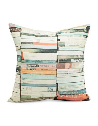 Nema Home Book Shelves Cushion-MULTI-18x18