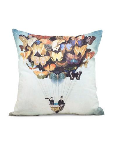 Nema Home Butterfly Cushion-MULTI-18x18
