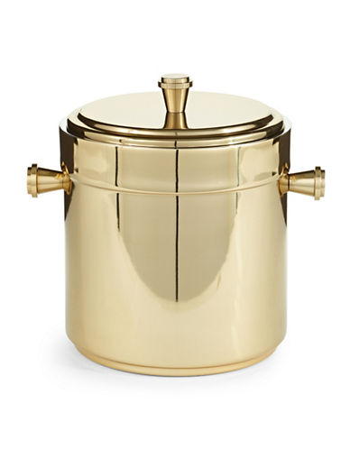 Glucksteinhome Oscar Ice Bucket-GOLD-One Size