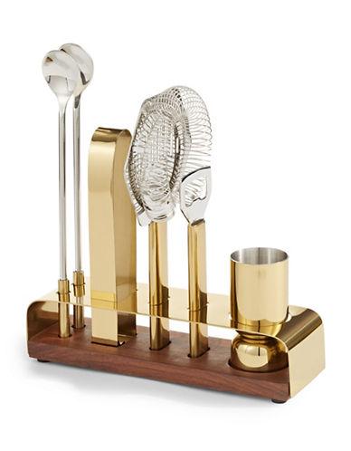Glucksteinhome GH Oscar Bar Tool Set 6pcs-GOLD-One Size