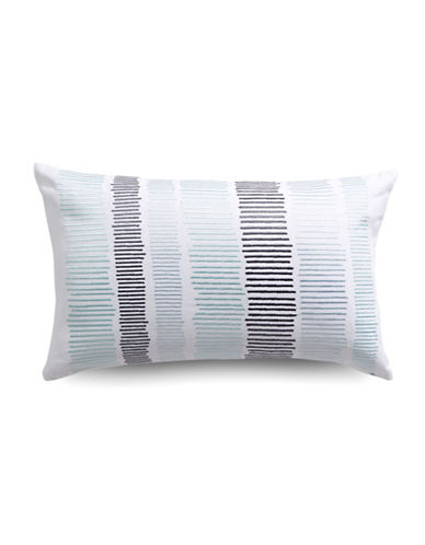 Distinctly Home Taylor Lumbar Cushion-BLUE-12x20