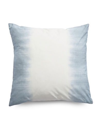 Glucksteinhome Emma Tie-Dye Cushion-WHITE/BLUE-16X16