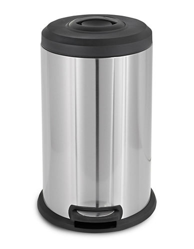 Essential Needs 40L Compression Can-STAINLESS STEEL-One Size