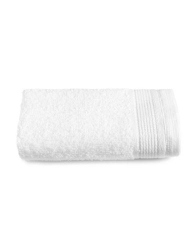 Glucksteinhome Premium Microcotton Washcloth-BRIGHT WHITE-Washcloth