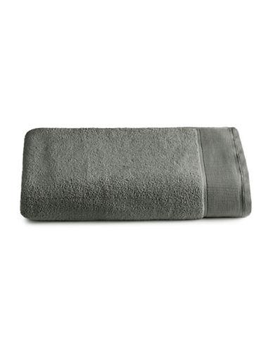 Glucksteinhome Premium Microcotton Bath Towel-TITANIUM-Bath Towel