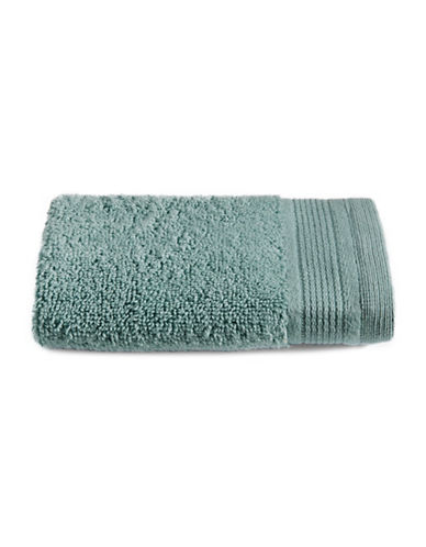Glucksteinhome Premium Microcotton Washcloth-TEAL-Washcloth