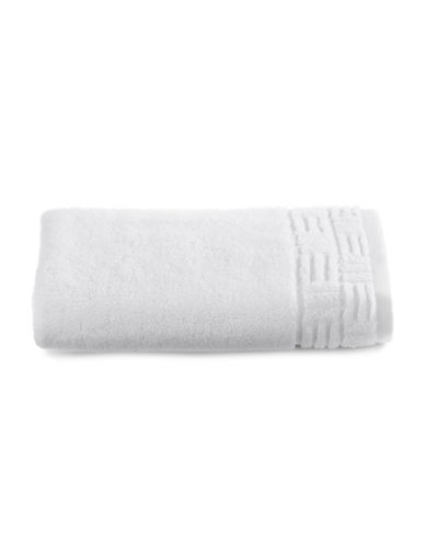 Glucksteinhome Indulgence Turkish Cotton Hand Towel-BRIGHT WHITE-Hand Towel