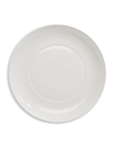 Distinctly Home Rio Stoneware Dinner Plate-WHITE-One Size