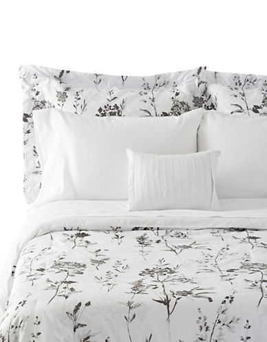 Marseilles Dylan Comforter Set-GREY-Queen