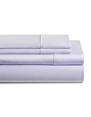 Distinctly Home 250 Thread Count Four-Piece Sheet Set-LILAC-Double