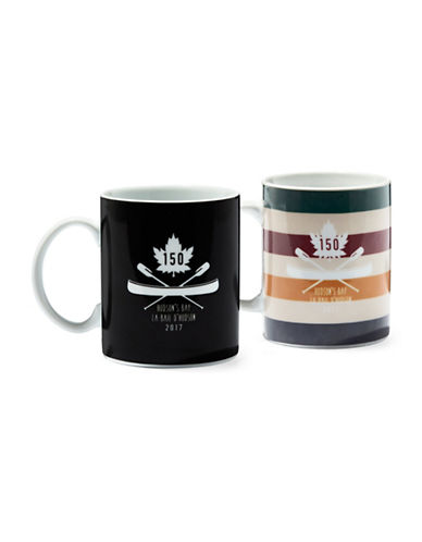 Grand Portage Porcelain Heat Mug-BLACK-One Size