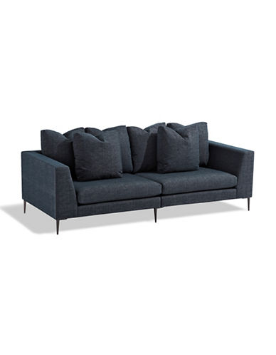 the bay sofa hudson sofa with track arm and tufted back s. Black Bedroom Furniture Sets. Home Design Ideas