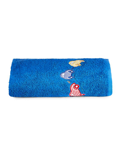 Bob Der Bar Car Square  Turkish Cotton Bath Towel-BLUE-Bath Towel