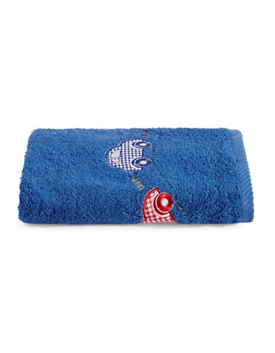 Bob Der Bar Car Cotton Hand Towel-BLUE-Hand Towel