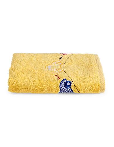 Bob Der Bar Car Cotton Hand Towel-YELLOW-Hand Towel