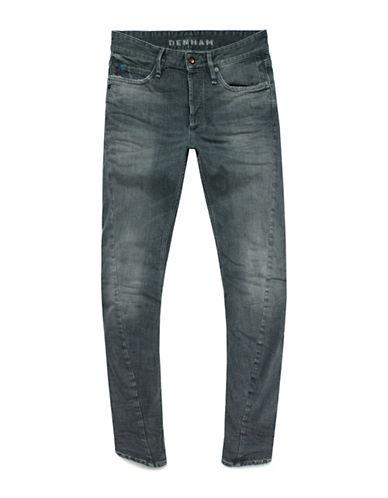 Denham Bolt Helix Abby Jeans-GREY-30
