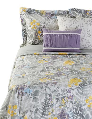 Home Studio Alyssa Floral Five-Piece Comforter Set-MULTI-Queen