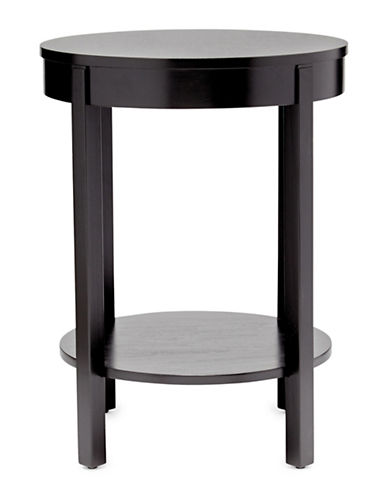 Home Studio Smith Accent Table-BLACK-One Size