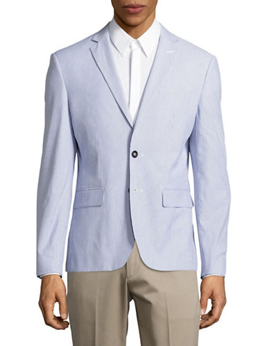 Haight And Ashbury Northwood Blazer-BLUE-38 Regular