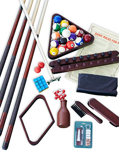 Beringer Billiard Pool Player Accessory Set-ASSORTED-One Size