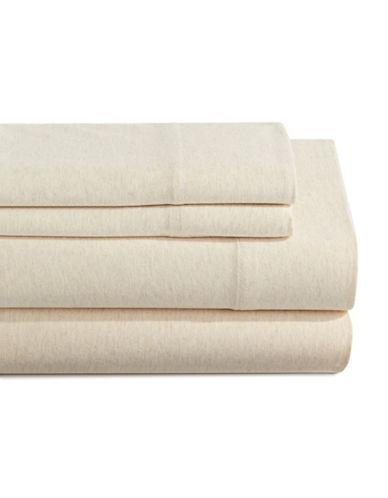Distinctly Home Four-Piece Modal Jersey Sheet Set-IVORY-Twin