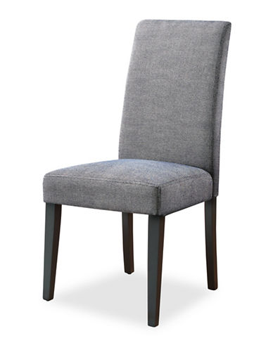 Home Studio Richmond Wooden Dining Chair-BLUE-One Size