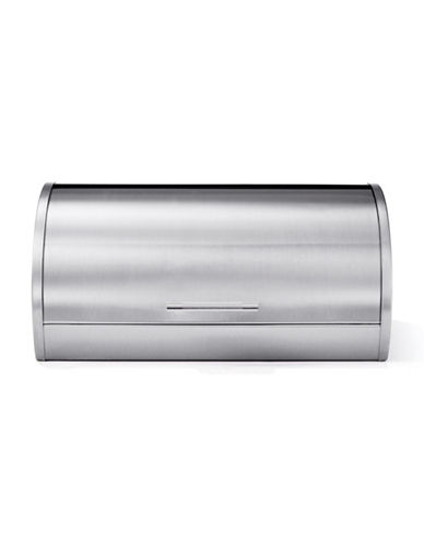Essential Needs Stainless Steel Bread Box-STAINLESS STEEL-One Size
