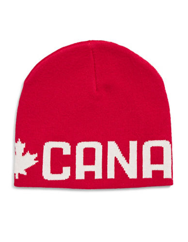 Canadian Olympic Team Collection Adult Canada Tuque-RED-One Size