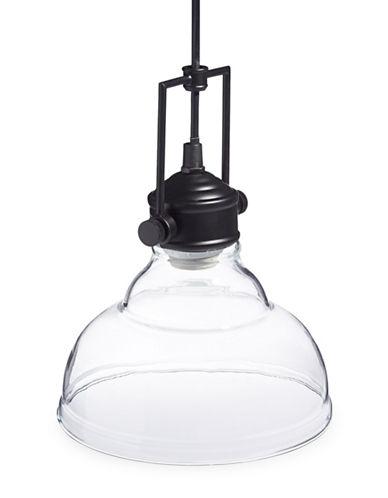 Distinctly Home Retro Pendant Light-BLACK-One Size